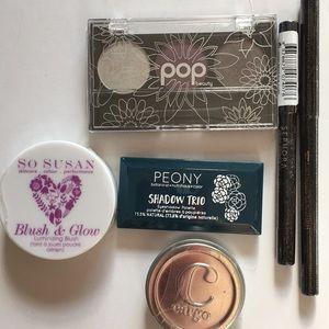 Makeup Lot Cargo, So Susan, Starlooks, Sephora,Lot